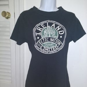 "Traditional Craftwear ""Celtic Nation"" top"